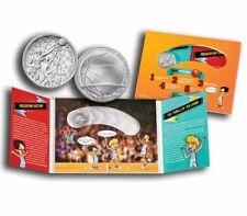 2020 Basketball Hall of Fame Enhanced Uncirculated Clad Half Dollar Kid Set 20CH