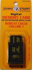 Johnny Stewart Bobcat Calling Volume 1 Preymaster Memory Card Predator Mc-Bc1