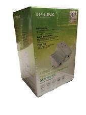 TP-Link AV500 Passthrough Powerline Starter Kit NEW