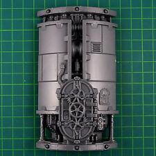 SECTOR Mechanicus ferratonic Furnace Silo segmento C Warhammer 40k 10003 Bitz