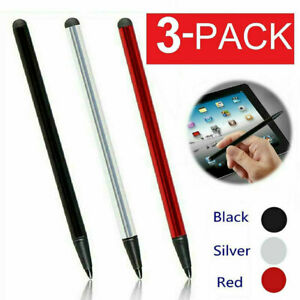 Capacitive & Resistive Pen Stylus Touch Screen Drawing For iPhone/iPad/Table Ri
