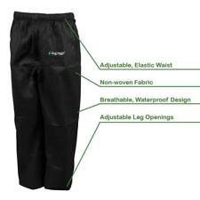 Frogg Toggs All Sport Rain Pants Black  / Size: M / INCLUDES FREE SHIPPING!!!
