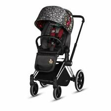 Cybex Priam Stroller Frame and Lux Seat- Rebellious