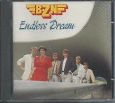 BZN - Endless Dream CD Album 12TR WEST GERMANY Print 1988