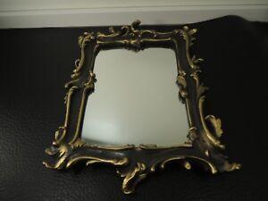 VTG.AUSTRIA BRONZE Mirror by  Walter Bosse, Austria, c1950