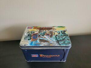 Mega Bloks Dragons Krystal wars norvagen war chest complete