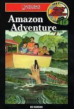 Amazon Adventure (Barclay Family Adventures)