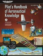PILOT'S HANDBOOK OF AERONAUTICAL KNOWLEDGE 2016 - FEDERAL AVIATION ADMINISTRATIO