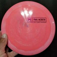 Discraft Paul McBeth Test Flight Hades 170-172g