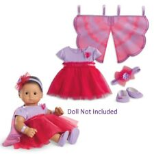 American Girl Bitty Baby Flutter & Fly Outfit Set