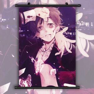 DIABOLIK LOVERS Anime Manga Wallscroll Poster Kunstdrucke Bider Drucke
