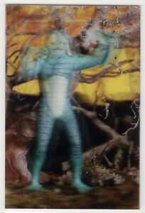 Creature from the Black Lagoon High Quality Lenticular 3-D Picture with Motion