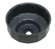 Lisle 61660 86mm 16 Flutes Oil Filter Cup Wrench