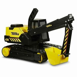 New TONKA Steel Heavy Duty Excavator Digger Real-Action Toy Car Truck LIFEWTY
