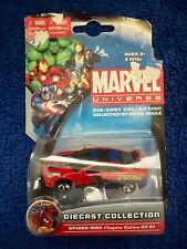 MARVEL Universe Spider-Man Die-Cast Collection Car Toyota Celica GT-S Maisto NEW
