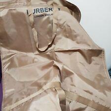 Burberry Suit / Dress Garment Bag