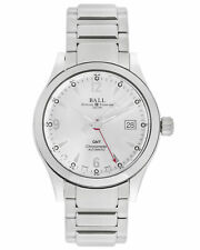 BALL ENGINEER GMT CHRONOMETER AUTOMATIC MEN'S WATCH GM1032C-S2CJ-SL MSRP $2,799