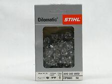 "Sägekette x 2  Stihl 3610 000 0044 ★30cm PMM 3 //3//8/""P //1,1mm 44 TG 61 PM"