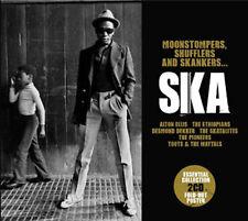 Metro Various Reggae, Ska & Dub Music CDs