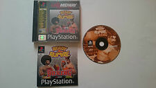 JUEGO COMPLETO READY 2 RUMBLE BOXING PLAYSTATION 1 PS1 PSX.PAL UK.