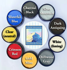 Chalk Furniture Paint Wax All Natural Wax Styling Kit. Buy all 9 colors