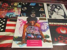 SLY & FAMILY STONE HIGHER 8 LP BOX SET + LIVE FILLMORE + 180 GRAM STUDIO LP'S
