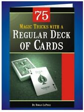 Trickmaster 75 Tricks with a Regular Deck Booklet