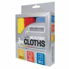 Microfibre Cloths For Cleaning Extra Large TV Towel Glass Kitchen Cleaner Dish
