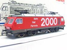 Märklin H0 3330 E-Lok Re 4/4 Rail Ferrovia 2000 SBB CFF FFS OVP (V3038)