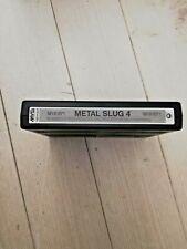 METAL SLUG 4 NEO GEO SNK TAITO MVS 02I01271