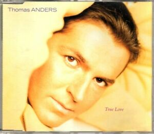 Thomas Anders - True Love - CDM - 1991 - Europop 3TR Modern Talking