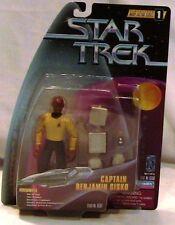 1997 Playmates Star Trek Warp Factor Series Captain Sisko in TOS uniform!
