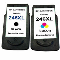PG-245XL & CL-246 XL Ink Cartridge for Canon Pixma MG2525 MG2522  MG3020 MG2555