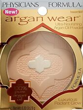 Physicians Formula Argan Wear Ultra-Nourishing Argan Oil Powder Translucent 6647