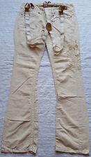 """Magnifique Pantalon Bretelles Femme Léger """" DESIGUAL """" Taille 38"""