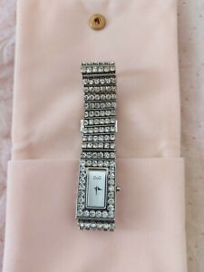 Dolce & Gabbana Swarovski Crystal - Ladies Fashion Bracelet Watch