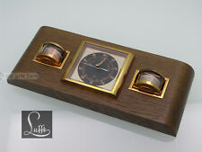WETTERSTATION - - - LUFFT - Art deco - - - Barometer Hygrometer Thermometer (A)