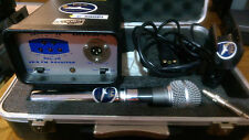 SWINTEK/SHURE SM58 WIRELESS HANDHELD MICROPHONE & DB-S FM RECEIVER