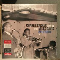 "MILES DAVIS / CHARLIE PARKER - Bluebird (180G) - 12"" Vinyl Record LP - SEALED"