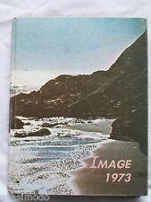 1973 DOS PUEBLOS HIGH SCHOOL YEAR BOOK , GOLETA, CALIFORNIA --- IMAGE