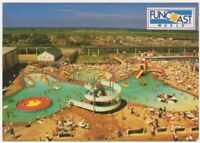 Butlins Funcoast World Skegness BS0036, 1989 Postcard B855