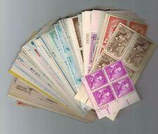 Whole sale lot of 500 4c mint Plate blocks of 4  MNH OG many duplicates