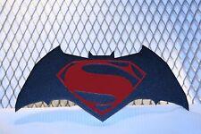 TRAILER HITCH COVER ~ BATMAN  ~ SUPERMAN  ~ NEW!  ~ FREE SHIP ~