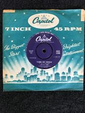 "Peggy Lee - Things Are Swingin' / You Deserve 7"" Vinyl Capitol 45-CL 15103 (1959"