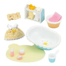 Sylvanian Families Furniture Baby Bath Set Cute Doll Accessory From Japan
