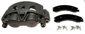 Frt Left Rebuilt Brake Caliper With Pad  ACDelco Professional  18R12464