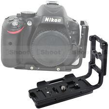 Kameraplatte Schnellwechselplatte fr Nikon D90/D80/D70S/D70/D60/Stativ Kugelkopf