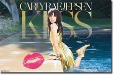 Carly Rae Jepsen Kiss Poster Art Print 22x34 PS9573
