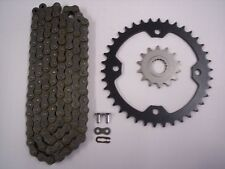 YAMAHA RAPTOR 700 SPROCKET & HD CHAIN SET 15/38 2006 2007 2008 2009 - 2013