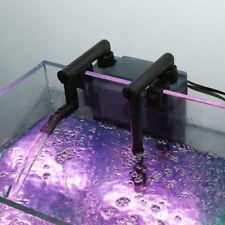 6W Aquarium Außenfilter Hängen'filer 500L/H Filter für Süßwasser Meerwasser Tank